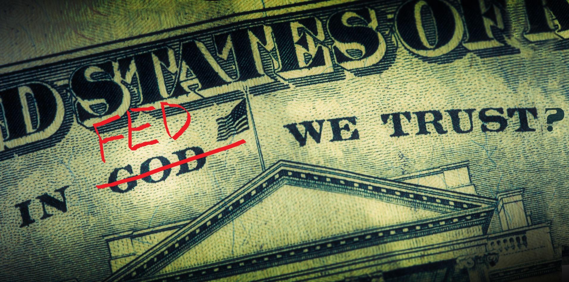 В ФРС Мы Верим? (часть 1)